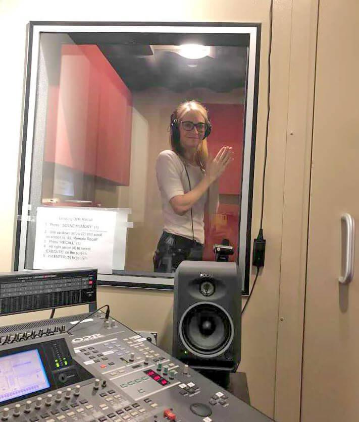 Victoria Labalme Audio Studio